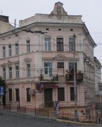 м. Чернівці. Будинок № 1 по вул. Гагаріна.