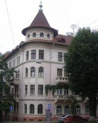 м. Чернівці. Будинок № 24 по вул. Котляревського.