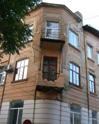м. Чернівці. Будинок № 5 по вул. Вавілова.
