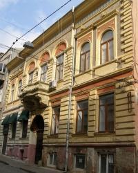 м. Чернівці. Будинок № 5 по вул. Гоголя.