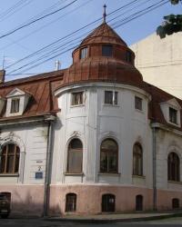 м. Чернівці. Будинок № 50 по вул. Шевченка.