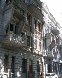 м. Одеса. Будинок П.С. Раллі.
