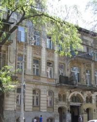 м. Одеса. Будинок І. Машевського.