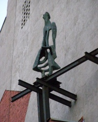 г.Санкт-Петербург. Памятник женщинам-бойцам МПВО