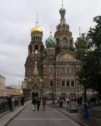 Храм Спаса-на-крови, г. Санкт-Петербург.