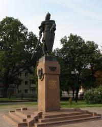 г.Лубны. Памятник 1000-летию города (2)