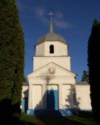 м. Ічня. Спасо-Преображенська церква