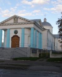 м. Ічня. Воскресенська церква