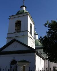 м. Чернігів. Казанська церква.