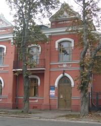 Чернігів в стилі модерн-1. Будинок Григорія Остапенка