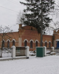 с. Дроздівка. Стара школа