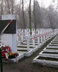 Старое польское кладбище в Ковеле.