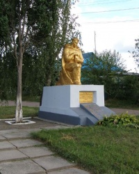 пгт Седнев. Братская могила