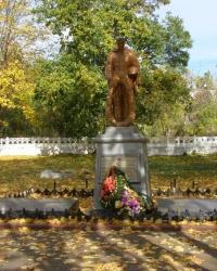 г.Житомир. Смолянское воинское кладбище.