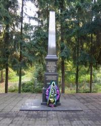 м. Київ. Братська могила на Солом'янському кладовищі.