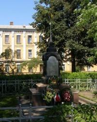 г.Сумы. Братская могила советских военнопленных.