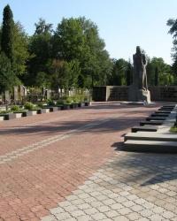 м. Суми. Меморіал на Центральному кладовищі.