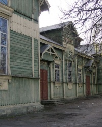 г.Щорс. Старый вокзал