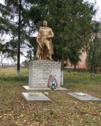 с. Вершинова Муравейка. Братская могила