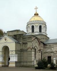 Церковь Спаса Преображения в Ахтырке