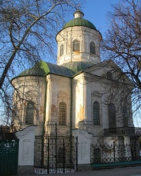 Церква Іоанна Богослова 1752 р. у м.Ніжин