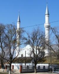 Мечеть в Новоалексеевке