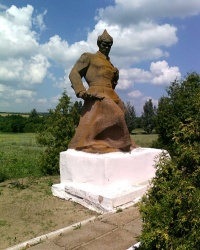 Памятник милиционерам-чекистам