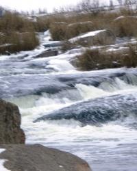 Токовский (Шолоховский) водопад