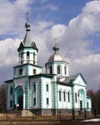 Свято-Миколаївська церква у Кобеляках