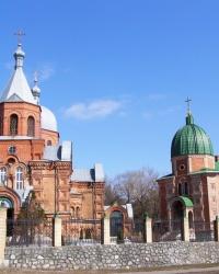 Покровский храм в Каменных потоках