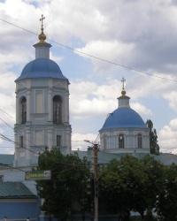 Собор Різдва Богородиці - перлина Кіровограда