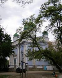 Церква Покрови Пресвятої Богородиці