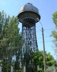 Гиперболоидная водонапорная башня В.Г.Шухова