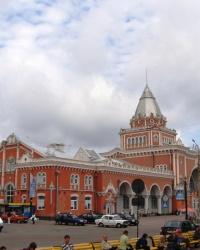 Вокзал станции Чернигов