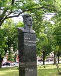 Аллея героев в Чернигове