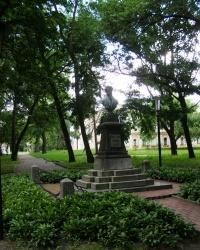 Памятник Пушкину 1899 года