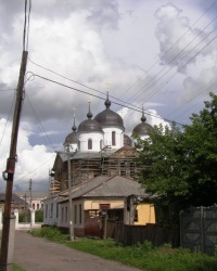Благовіщенський собор-монастир 1716 р.