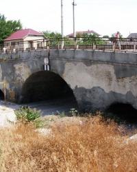 Столетний Панкратовский мост в Херсоне