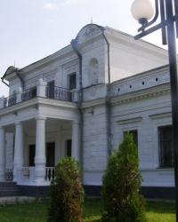 Дворец Голицына в г. Тростянец