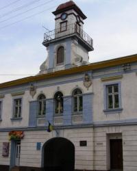 Ратуша у смт Кути