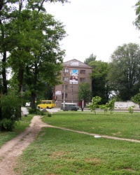 Репер (259) на улице Верхней