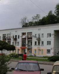 Репер (313) на проспекте Металлургов