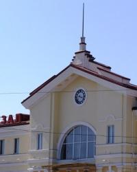 Часы в Херсоне. Фотоквест