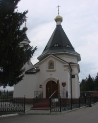 Храм Св. Первоверховных апостолов Петра и Павла. Харьков