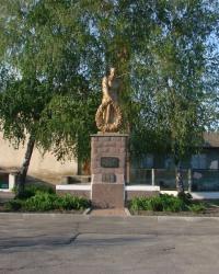 Мемориал ВОв, с. Лиман