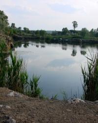 Гранитное озеро
