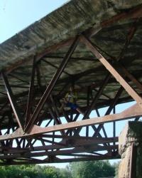 Старый мост в Двуречной