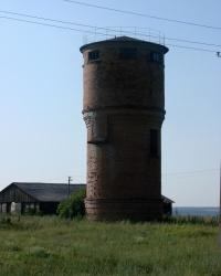Башня в Старом Салтове