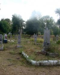 Воинское кладбище в с.Андреевка (Балаклейский р-н)