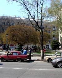 Площадь Поэзии